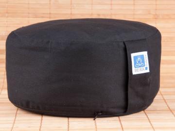 Zen Kissen mit Kapok gefüllt, ø 30cm, Höhe 14cm
